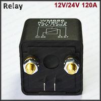 120a starter relay automotive relay contactor relay 12v 24v