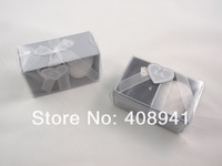 Free Shipping+Wholesale Bride And Groom Wedding Salt and Pepper Shakers,Wedding Party Favors,400pcs/lot=200sets/lot