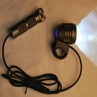 2014 Elegant and Compact Design 85g Mini Led Bike Light with Free Shipping