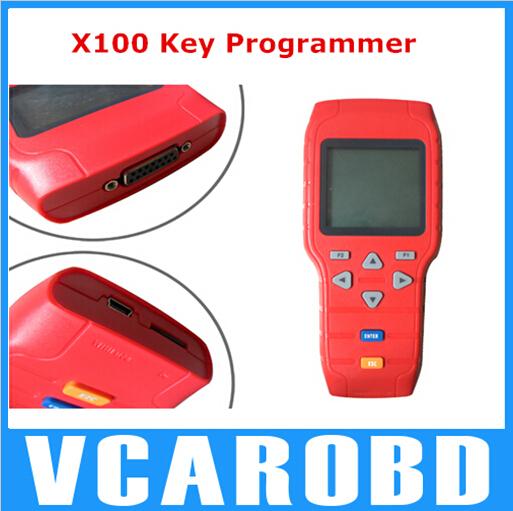 New X-100 + X100 Plus Auto programador chave original YOGA(China (Mainland))