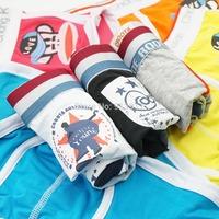 3pcs new Sexy Cotton Men's Underwear Men Boxers Shorts Mix order