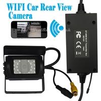 WiFi Backup Camera Waterproof 12VDC-36V Bus Rear view