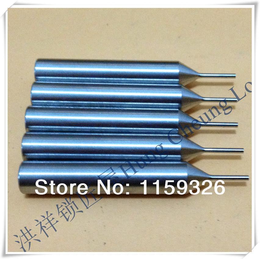 Locksmith tool tubular key probe 1.0MM for IKEYCUTTER CONDOR XC-007 Master Series Key Cutting Machine( (20pcs/lot)(China (Mainland))