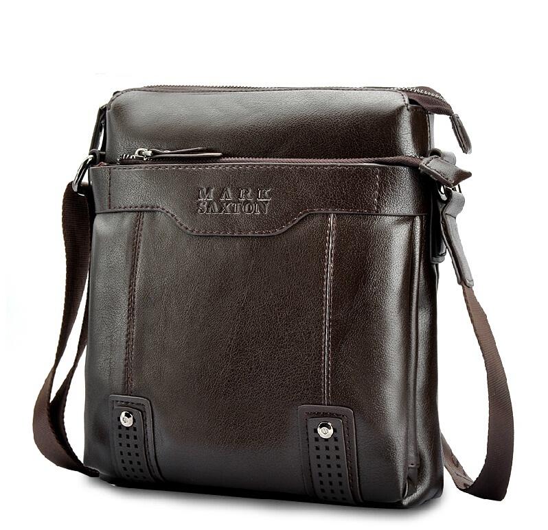 Fine man bag casual shoulder bag messenger bag fashion commercial briefcase bags male(China (Mainland))