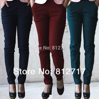 2014 MM plus size pants casual plus size trousers pants women 3XL-6XL, free shipping