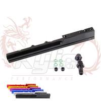 KYLIN STORE - Sema products Fuel Rail FOR Honda Civic Si B16A B16A1 B16A2 B16A3