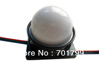 20pcs DC24V UCS1903 pixel module with milky cover;6pcs 5050 led inside;1.44W;,50mm diameter