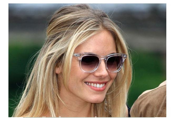 compra gafas de sol transparentes online al por mayor de. Black Bedroom Furniture Sets. Home Design Ideas