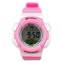 30m Waterproof  LED Watch for 5~15 Years Children Kids/ Mingrui Brand Silicone Digital Sports Watches 2014 New Clock MR07