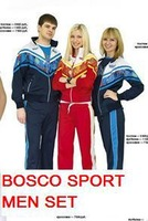 SOCHI.RU 2014 russian olympic team uniform sport jacket+pants for MEN high quality bosco set XS-3XL artwork-like free shipping