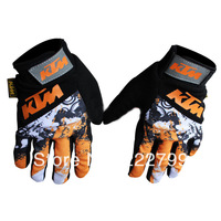 high quality thin off-road motorcycle gloves racing gloves bicycle gloves motorcycle gloves orange free shipping