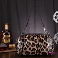 2014 paint genuine leather shoulder bag female women's cowhide handbag fashion women's handbag messenger bag