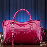 2014 fashion trend of the oil female bag vintage genuine leather motorcycle bag handbag one shoulder women's genuine leather