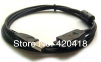 USB Charging Cable  For Samsung YP-P2 YP P2 P3 S2 S5 K3 K5 Q1 Q2 T8 T10 U10 MP3/MP4