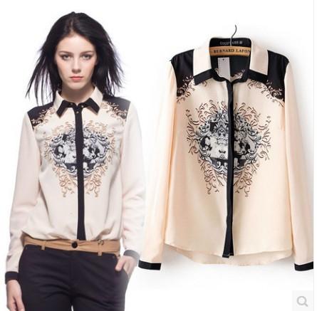 Женские блузки и Рубашки Brand New S M L A065 женские блузки и рубашки brand new s l 36