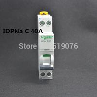 Schneider Acti 9 iDPNa 40A Miniature Circuit Breaker RCBO