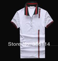 2014 Fashion T Shirt Men Shirts For Mens Casual T Shirts Men's brand T-Shirt Tshirt Polos Tops & Tees #008