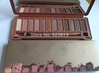 2014 High quality NK3 12 color eye shadow palette (60pcs/lot) DHL free shipping