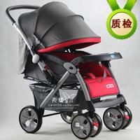 0217 carrinho de bebe Baby car baby GOODBABY baby stroller umbrella car light folding trolley child car bb car