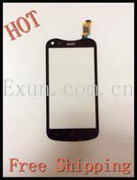 100% New Original For Acer V370 Liquid E2 Touch Screen Black Color Free Shipping