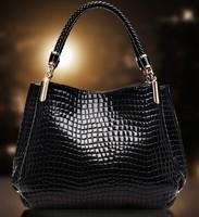 2014 women handbag high quality pu leather women's bag fashion shoulder bag female portable women's bag