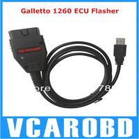 2014 Free shipping FG Galleto 1260 EOBD2 Diagnostic Interface Galletto 1260 ECU Flasher