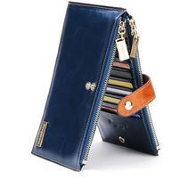 cheap leather organizer bag