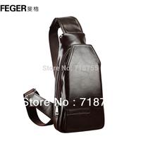Man bag 2014 male chest pack Fashion PU leather bgs High quality men's waist pack casual bag cross body bags men messenger bag