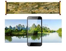 Free shipping Original Newman K18 MTK6592 1 7GHz Octa Core Ultra Slim phone 2GB RAM 16GB