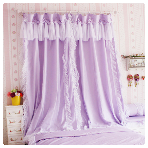 Curtains Purple Promotion-Online Shopping for Promotional Curtains ...