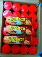 Odear tz3 plastic glue canned 3 senior tennis ball