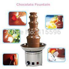 Entièrement en acier inoxydable de qualité en allemagne 18/8 70cm 5 2» commercial fontaine de chocolat mariage, cause,& partie supplies+free d'expédition