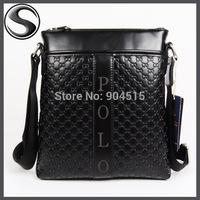 2014 New HStyle pu Leather Men Bags Famous Design Brand Shoulder Bag Men Messenger Bag For Men Crossbody Bag