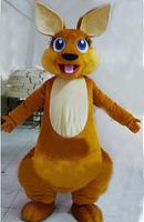 Brand New kangaroo mascot costume Adult size Fancy costume