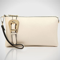2014 New Good Quality England Style Women Handbag 100% Genuine Leather Shoulder Bags 9 Colors In Stock Freeshipping