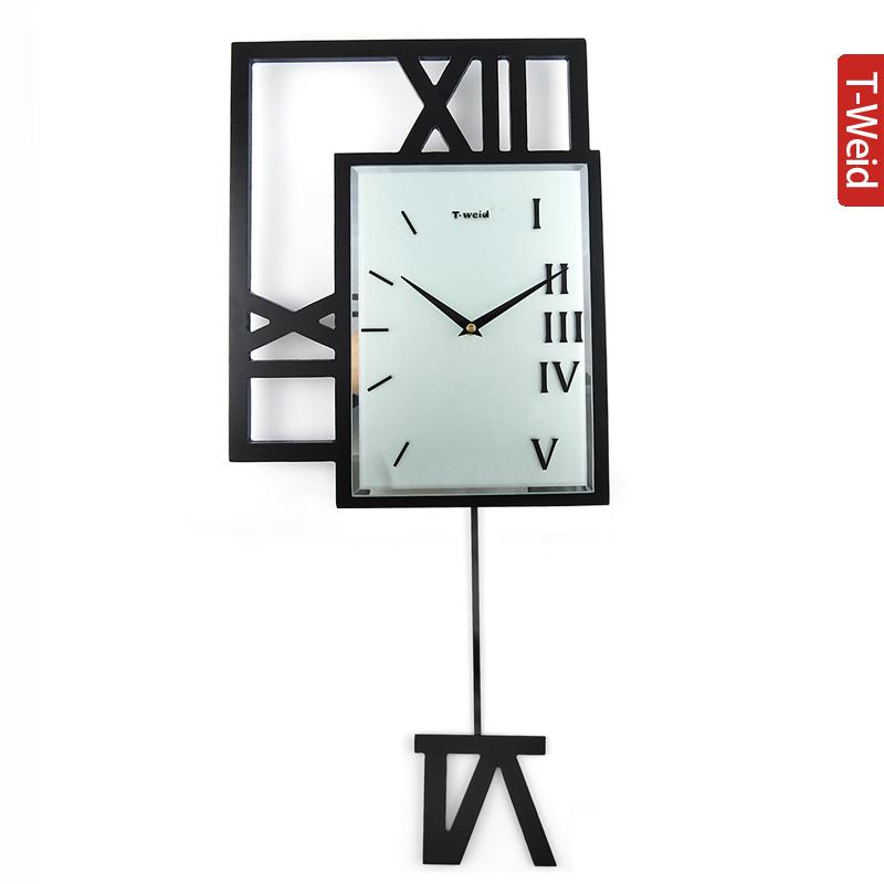 Online kopen wholesale moderne slinger klokken uit china moderne slinger klokken groothandel - Moderne klok ...