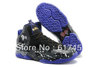 Top Quality Lebron 11 XI BHM Basketball Shoes Free Shipping Via Epacket