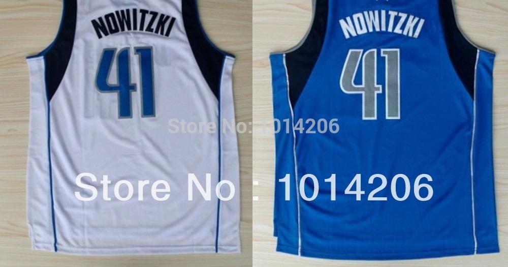 Dirk Nowitzki Authentic Jersey Dirk Nowitzki Jersey 41