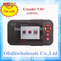 Launch Original Creader VII+ (CRP123) Comprehensive Diagnostic Instrument X431 Creader VII+ Multi-Language with DHL Free Ship