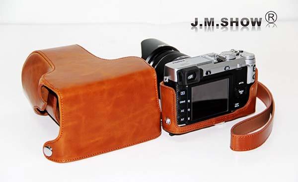 Leather Case Fuji XE2