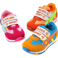 21-25 size 1-4T breathable Non-slip children boys shoes girls Sports  running shoes sneakers baby boy kids toddler shoes
