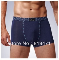 Hot 2014 New men underwear 95% Modal Boxers Trunk  brand shorts Andrew christian