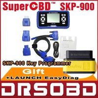 2014 New Arrival SuperOBD SKP-900 Hand-Held OBD2 SKP900 Auto Key Programmer V2.1 Support most of car brand + GIFT X431 EasyDiag