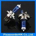 2pcs New H7 Halogen Xenon Low Beam Light Bulbs PX26D Super White 6000K 55W Quartz Glass Free Shipping