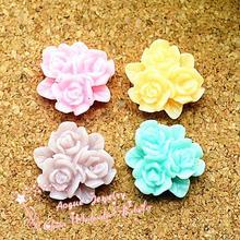 cheap resin flower
