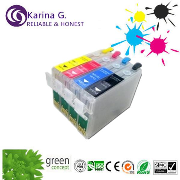 Картридж с чернилами KARINA G 4 X caonon t2001Xl t2004Xl Xp200 Xp300 Xp400 wf/2520 WF2530 cartridge chip resetter for epson xp30 xp102 xp300 xp302 xp400 xp600 wf2520 wf2530 wf2521 me401 me303 px405a xp series printers