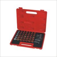 Wintools Oil Filters - Oil Drain Plug Repair Kit 114pc Tool Garage Auto WT05201