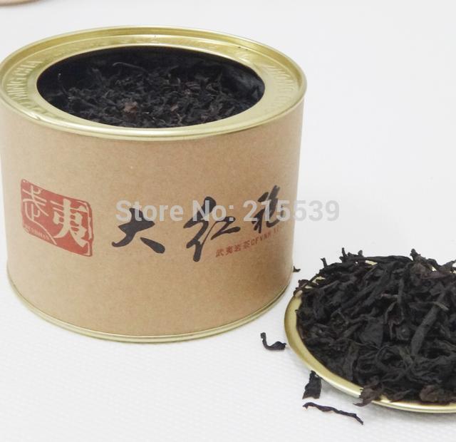 GRANDNESS 50g Fujian Wuyi ORIGINAL Lao Cong Shui Xian Shuxian Narcissus dahongpao Da Hong Pao
