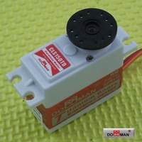 DOMAN rc titanium alloy coreless motor high torque 15kg digital servo