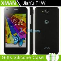 original JIAYU F1 WCDMA jiayu F1W Phone MTK6572 Dual Core 1.3Ghz Android 4.2 512MB RAM 4GB ROM 4.0 Inch TFT Touch Screen Daisy